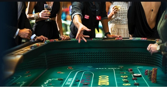 The Attraction Of Casino