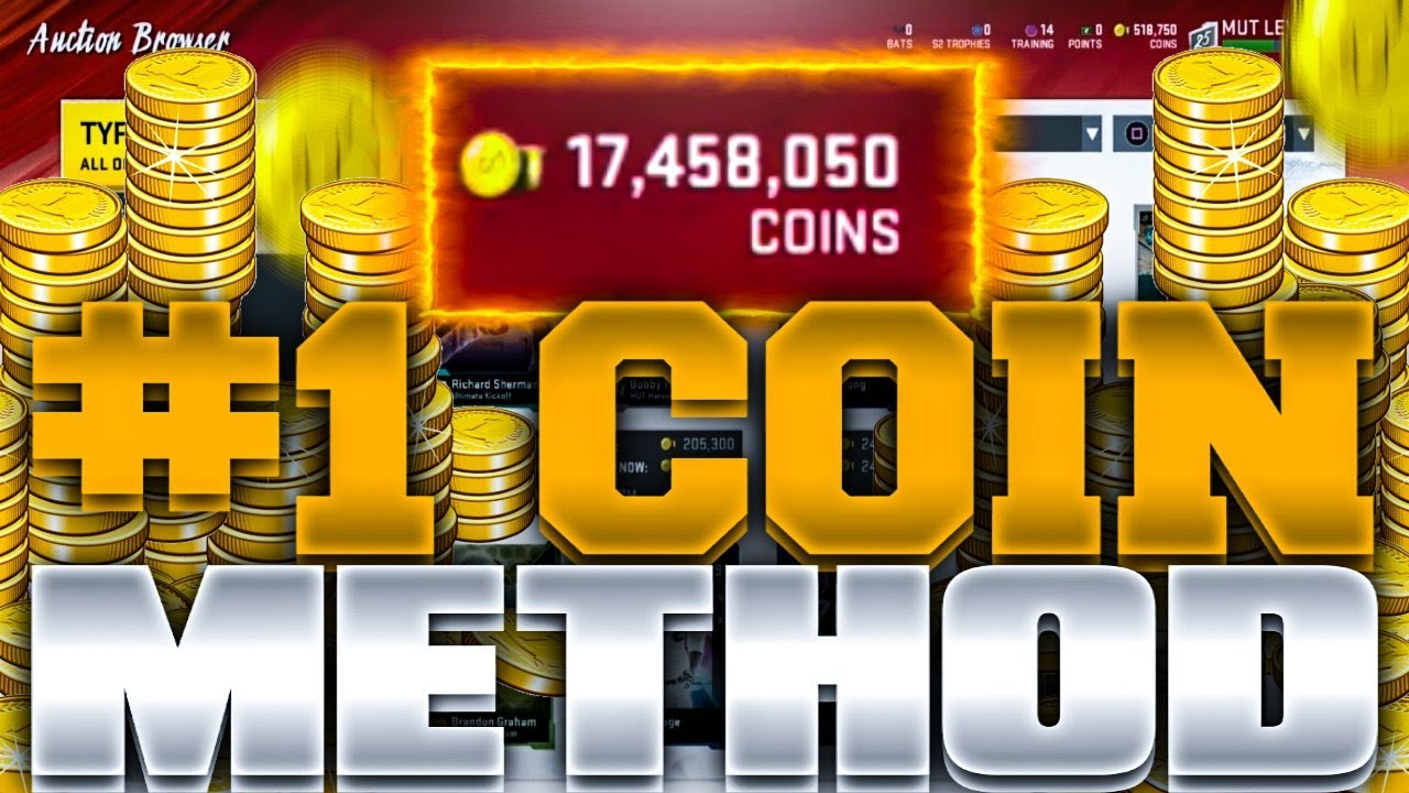 The Anthony Robins Information To Purchase Madden 21 Coins