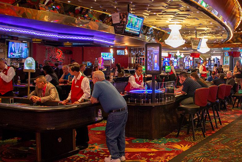 Rumors, Lies, and Casino