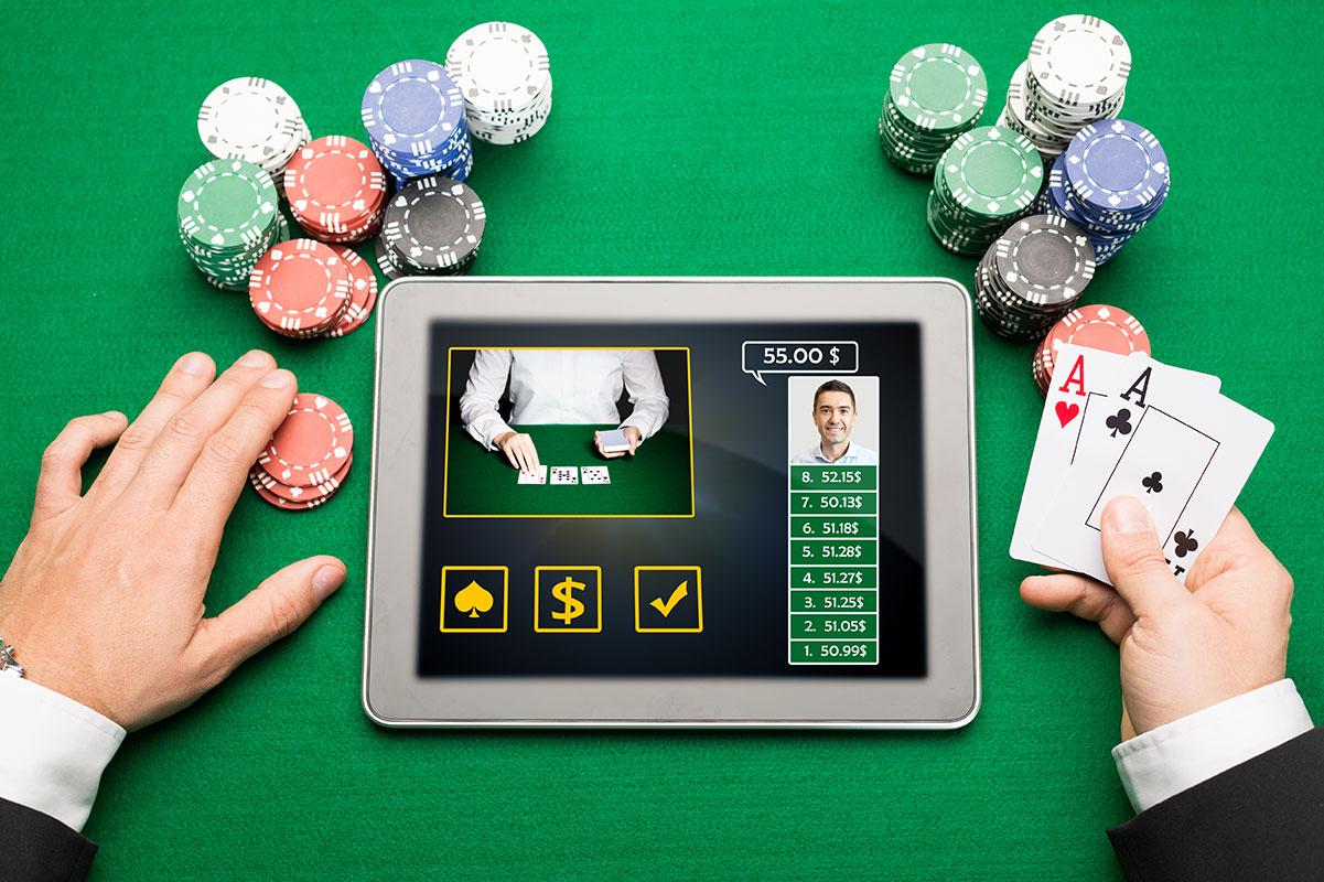 Most Noticeable Online Gambling