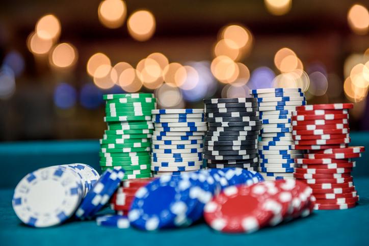Are agen joker123 terbaru Sites in Control of Your Poker Hands