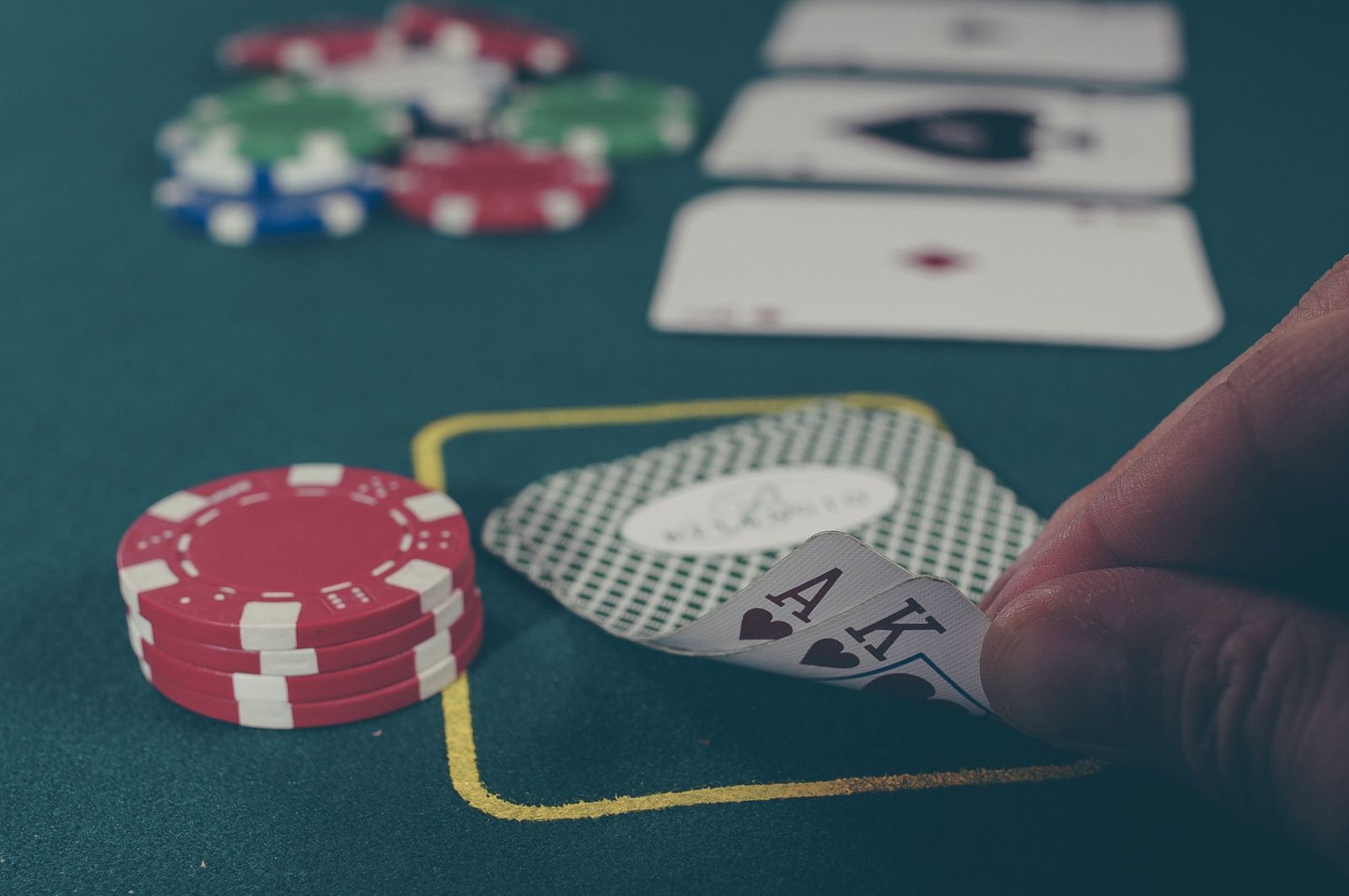 What You Did Not Notice About Casino Is Extremely Effective