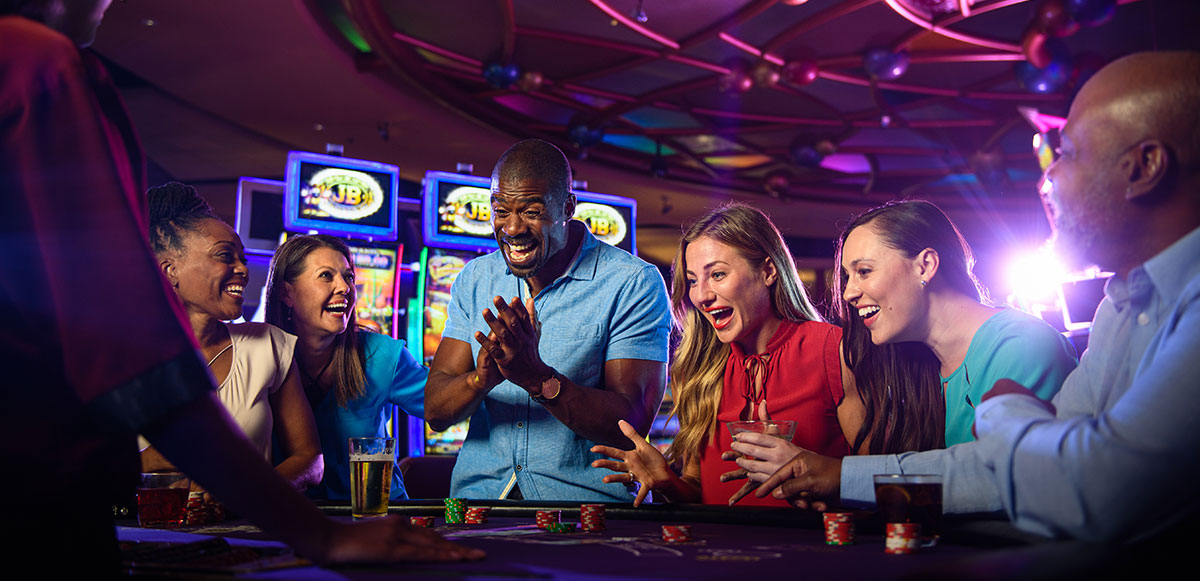 Casino: Are You Prepared For A very good Thing?