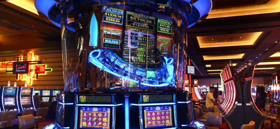 Online Casino – Does Dimension Matter?